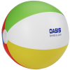 """View Image 1 of 4 of 16"""" Beach Ball - Multicolor"""