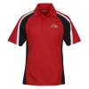 Tricolor Micropique Performance Polo - Men's