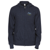 Independent Trading Co. 4.5 oz. Full Zip Hoodie-Embroidered