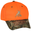 Blaze Cap with Camo Visor - Embroidered