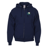 Jerzees Nublend Super Sweats Full-Zip Hoodie - Embroidered