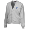 Acrylic V-Neck Cardigan - Men's - 24 hr