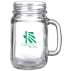 Glass Drinking Jar - 16 oz. - 24 hr