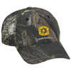 Outdoor Cap Mesh Camo Hat - Mossy Oak Break-Up
