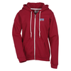 Anvil Fashion Full-Zip Hoodie - Ladies' - Embroidered
