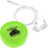 Ear Buds with Traveler Case