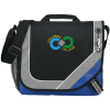 View Image 1 of 2 of Bolt Urban Messenger Bag - Embroidered