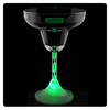 Margarita Glass with Light-Up Spiral Stem - 8 oz.