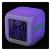 Color Changing LED Alarm Clock