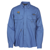 Eddie Bauer Cotton LS Angler Shirt