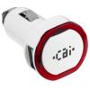 Dual USB Car Charger - 24 hr