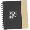 View Image 1 of 3 of Lock It Spiral Notebook Set