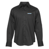 View the Wrinkle Resistant Stretch Poplin Shirt - Men's