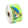 """View Image 1 of 2 of Full Color Sticker by the Roll - Rectangle - 2"""" x 3-1/2"""""""