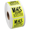 """View Image 1 of 2 of Sticker by the Roll - Square - 1-1/2"""" x 1-1/2"""""""