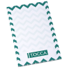 """View Image 1 of 2 of Scratch Pad - 6"""" x 4"""" - Chevron - 50 Sheet"""