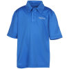 View Image 1 of 2 of Silk Touch Performance Sport Polo - Youth