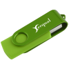Swing USB Drive - Color - 4GB - 3 Day