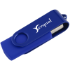 Swing USB Drive - Color - 8GB - 3 Day