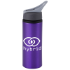 Sip & Flip Aluminum Bottle - 24 oz.