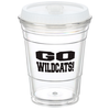Game Day Cup with Lid - Translucent - 16 oz.