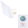 World of Happiness Greeting Card