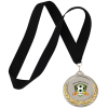Victory Medal - Black - 24 hr