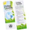 Just the Facts Bookmark - Living Green
