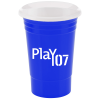The Party Travel Cup with Lid - 16 oz.