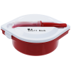 Food Container with Utensil Set