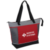 View Image 1 of 4 of Square Cooler Tote