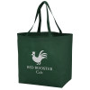 """View Image 1 of 2 of Bottom Gusset Shopper - 13"""" x 19-1/2"""" - 24 hr"""