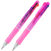 View Image 1 of 2 of Voyager Multi-Ink Pen - Translucent