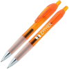 View the Bic Intensity Clic Gel Rollerball Pen - Translucent