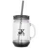 Game Day Color Pop Mason Jar - 20 oz.