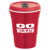 View Image 1 of 2 of Game Day Cup with Lid - Opaque - 16 oz. - 24 hr