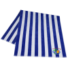 View Image 1 of 2 of Midweight Cabana Stripe Towel