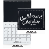 View Image 1 of 3 of Chalkboard Appointment Calendar