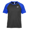 All Sport Performance Raglan T-Shirt - Colorblock