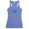 View Image 1 of 2 of Bella+Canvas Tri-Blend Racerback Tank Top