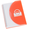 """View Image 1 of 4 of Spiral Curve Notebook - 7"""" x 5"""""""