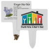 Compostable Seed Stakes - Forget Me Not - 24 hr