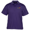 View Image 1 of 3 of Dry-Mesh Hi-Performance Polo - Men's - Embroidered - 24 hr