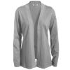 Tri-Blend Open Cardigan Sweater - 24 hr