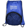 View Image 1 of 3 of Ball Buddy Drawstring Sportpack