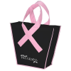 Awareness Ribbon Tapered Tote
