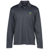 View Image 1 of 3 of Silk Touch Performance LS Sport Polo - Men's