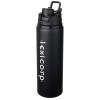 View Image 1 of 2 of h2go Surge Aluminum Sport Bottle - 28 oz. - Matte