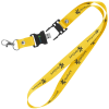 View Image 1 of 3 of Lanyard USB Drive - 2GB