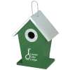 Colorful Wood Birdhouse